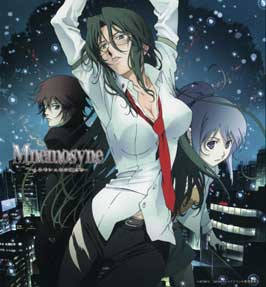 RIN Daughters of Mnemosyne (TV) - 30 x 30 TV Poster - Japanese Style A