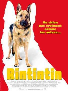 Rin Tin Tin: The True Story - 27 x 40 Movie Poster - French Style A