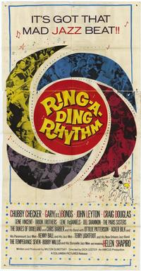 Ring-a-Ding Rhythm - 11 x 17 Movie Poster - Style B