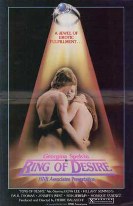 Ring of Desire - 11 x 17 Movie Poster - Style A