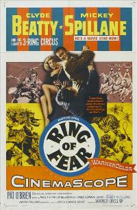 Ring of Fear - 11 x 17 Movie Poster - Style B