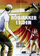 Ring of Fire - 11 x 17 Movie Poster - Danish Style A