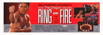 Ring of Fire - 11 x 17 Movie Poster - Style B