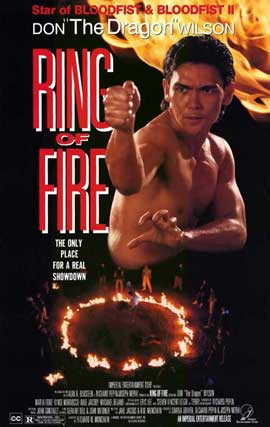 Ring of Fire - 11 x 17 Movie Poster - Style A
