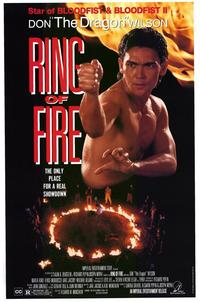 Ring of Fire - 27 x 40 Movie Poster - Style A