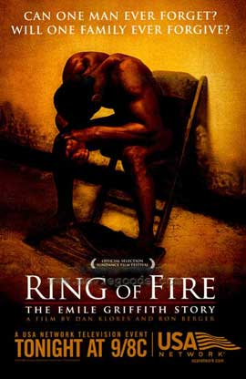 Ring of Fire: The Emile Griffith Story - 11 x 17 Movie Poster - Style A