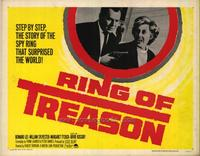 Ring of Treason - 11 x 14 Movie Poster - Style A