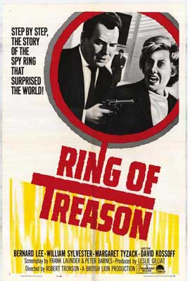 Ring of Treason - 11 x 17 Movie Poster - Style A