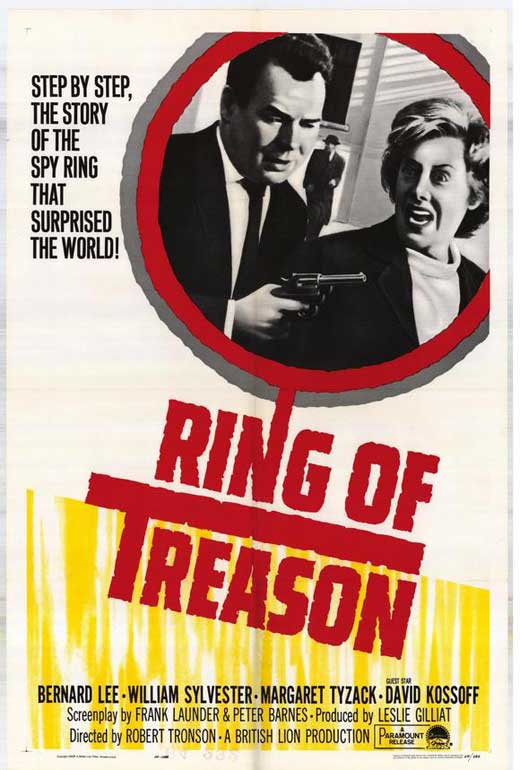 Ring of Treason movie
