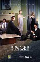 Ringer (TV) - 11 x 17 TV Poster - Style B