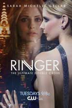Ringer (TV) - 27 x 40 Movie Poster - Style B