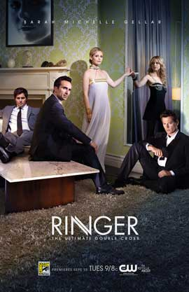 Ringer (TV) - 27 x 40 Movie Poster - Style A