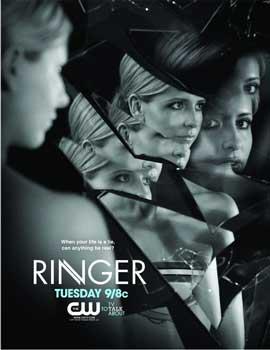 Ringer (TV) - 11 x 17 TV Poster - Style D