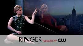 Ringer (TV) - 11 x 17 TV Poster - Style G