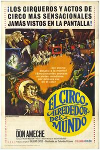 Rings Around the World - 27 x 40 Movie Poster - Foreign - Style A