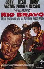Rio Bravo - 11 x 17 Movie Poster - Style A