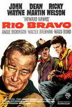 Rio Bravo - 27 x 40 Movie Poster - Style A