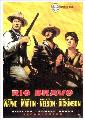Rio Bravo - 27 x 40 Movie Poster - Spanish Style A