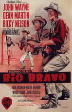 Rio Bravo - 11 x 17 Movie Poster - Style C