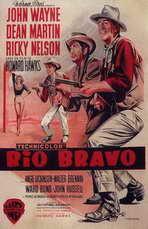 Rio Bravo - 11 x 17 Movie Poster - Style C