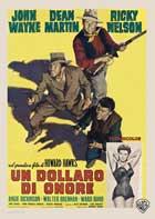 Rio Bravo - 11 x 17 Movie Poster - Italian Style C