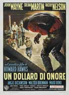 Rio Bravo - 27 x 40 Movie Poster - Italian Style D