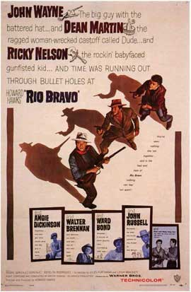 Rio Bravo - 11 x 17 Movie Poster - Style B