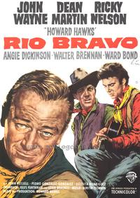 Rio Bravo - 43 x 62 Movie Poster - Bus Shelter Style A