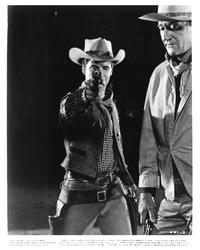 Rio Bravo - 8 x 10 B&W Photo #9