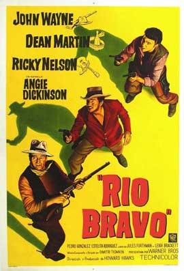 Rio Bravo - 11 x 17 Movie Poster - Australian Style A