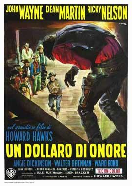 Rio Bravo - 11 x 17 Movie Poster - Italian Style A