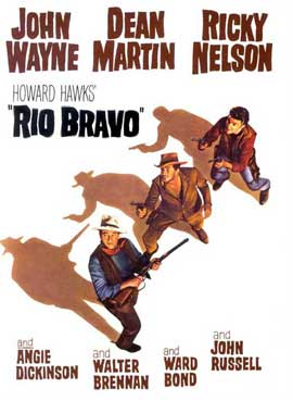 Rio Bravo - 11 x 14 Movie Poster - Style A