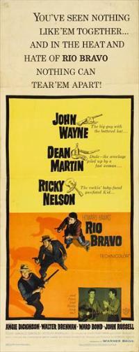 Rio Bravo - 14 x 36 Movie Poster - Insert Style A