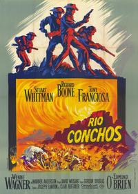 Rio Conchos - 11 x 17 Poster - Foreign - Style A