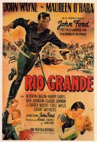 Rio Grande - 11 x 17 Movie Poster - Spanish Style B