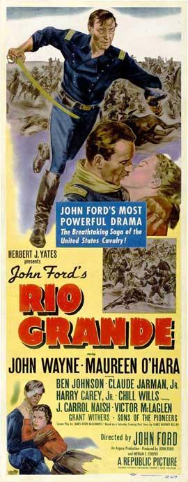Rio Grande - 14 x 36 Movie Poster - Insert Style A