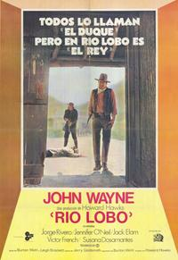 Rio Lobo - 11 x 17 Poster - Foreign - Style A
