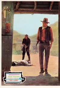 Rio Lobo - 11 x 17 Movie Poster - Spanish Style A