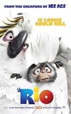 Rio - 27 x 40 Movie Poster - Style E