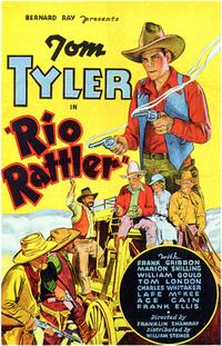 Rio Rattler - 43 x 62 Movie Poster - Bus Shelter Style A