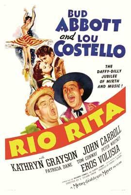 Rio Rita - 11 x 17 Movie Poster - Style B