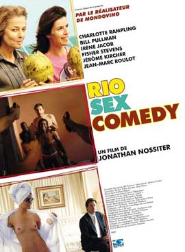 Rio Sex Comedy - 11 x 17 Movie Poster - French Style A