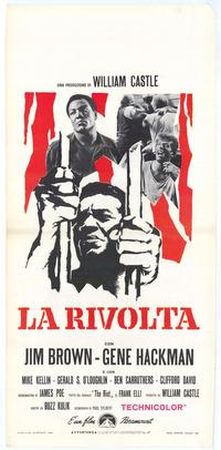 Riot - 39 x 55 Movie Poster - Italian Style A