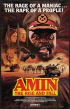 Rise and Fall of Idi Amin - 27 x 40 Movie Poster - Style A