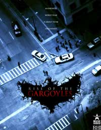 Rise of the Gargoyles (TV) - 11 x 17 Movie Poster - Style B