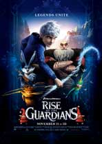 Rise of the Guardians - 27 x 40 Movie Poster - Style B