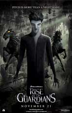 Rise of the Guardians - 11 x 17 Movie Poster - Style D