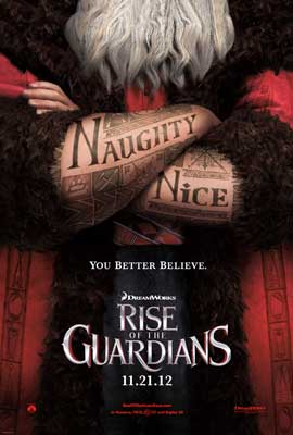 Rise of the Guardians - 11 x 17 Movie Poster - Style A