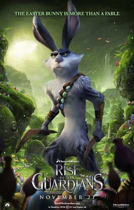 Rise of the Guardians - 11 x 17 Movie Poster - Style C