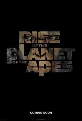 Rise of the Planet of the Apes - 27 x 40 Movie Poster - Style A